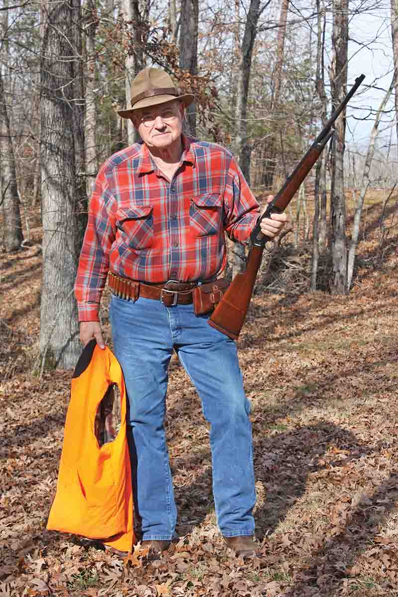 The .45-70 Model 1886 Winchester is almost impossible to beat when it comes to close-range hunting in heavy timber.
