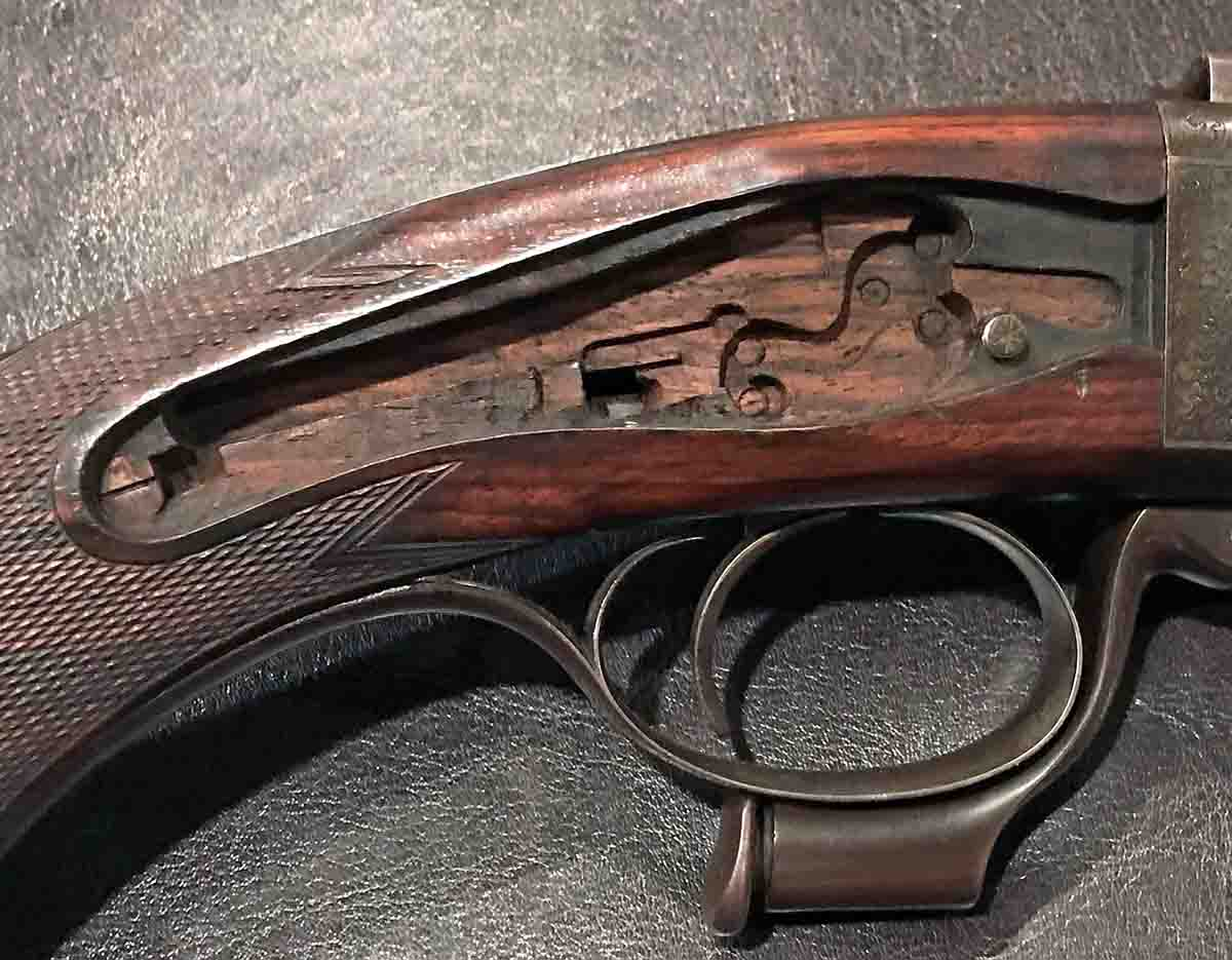"Inletting on Henry rifles can only be described as ""flawless."""