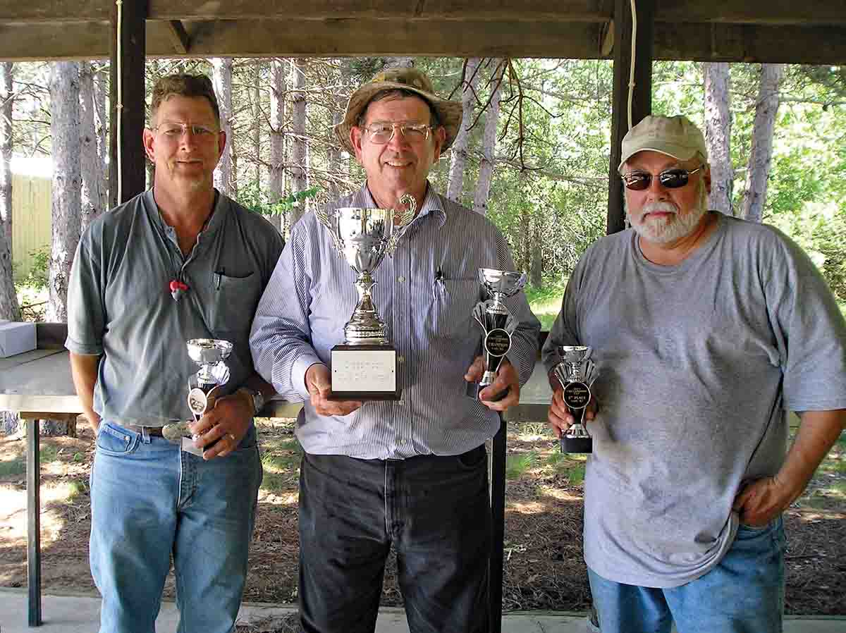 In 2017, Zack Taylor won the Creedmoor Cup and Long Range Regional at Lodi, Wisconsin.
