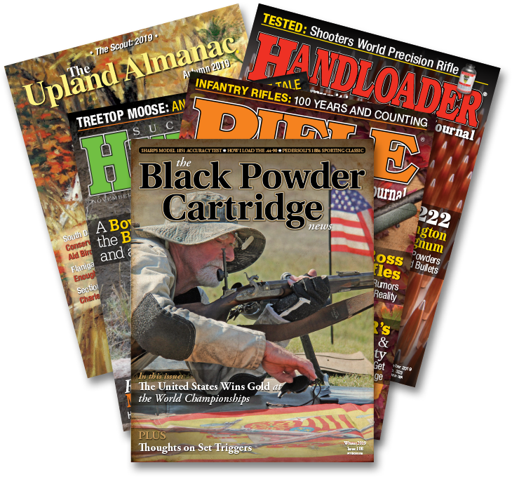 Black Powder Cartridge News